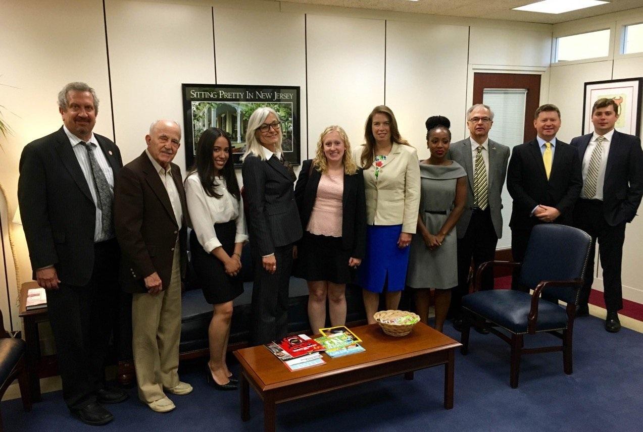 Meeting with Sen. Menendez's Staff
