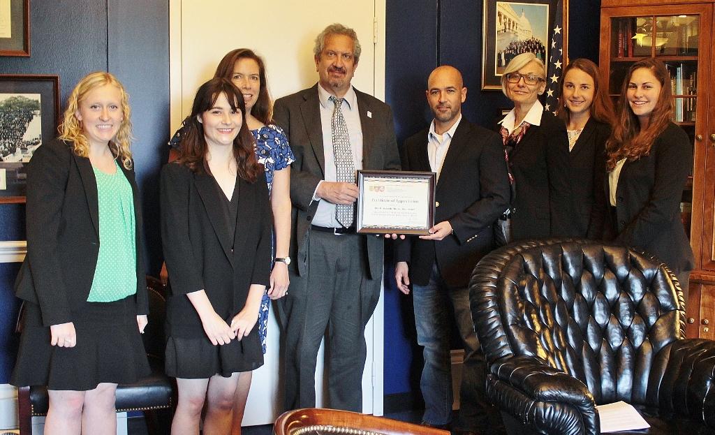 Meeting with Rep. Diaz-Balart's Staff
