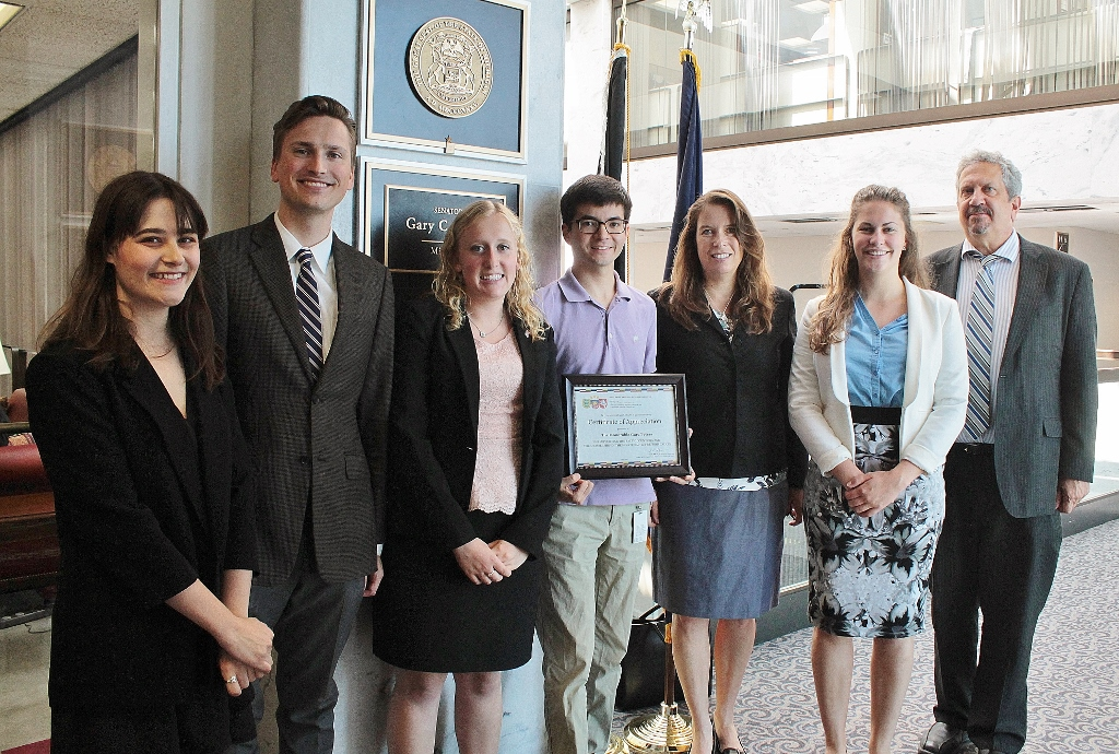 Meeting with Sen. Peters' Staff