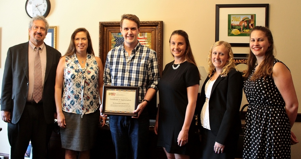 Meeting with Rep. Brownley's Staff