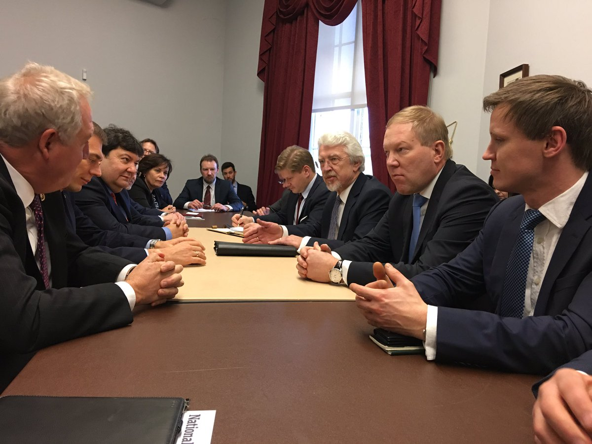 Baltic Caucus and Baltic Parliamentarians Meeting in U.S. Congress, Dec. 06 2016